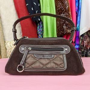VTG 90s/Y2K Tommy Hilfiger corduroy mini purse